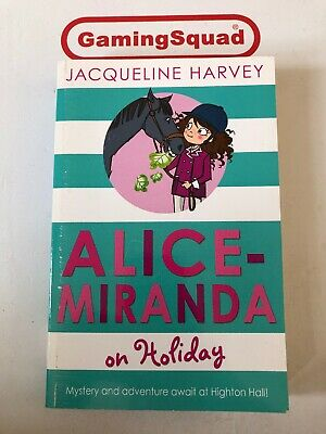 Alice-Miranda on Holiday, Jacqueline Harvey PB Book, Supplied by Gaming Squad