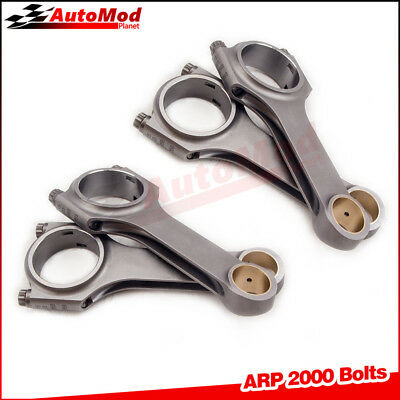 Connecting Rods for Opel Calibra Vauxhall Astra Zafira 2.0 C20xe C20LET Z20LET