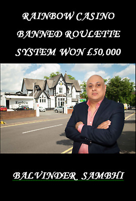 Roulette System 1 Number Only- £100,000 If You Lose! Rainbow Killer Book!