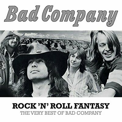 Bad Company - Rock n Roll Fantasy:The Very Best Of  Greatest Hits - CD Neu & OVP