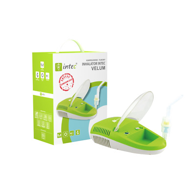 Inhaler Intec VELUM For Adults and Children + opis w PL