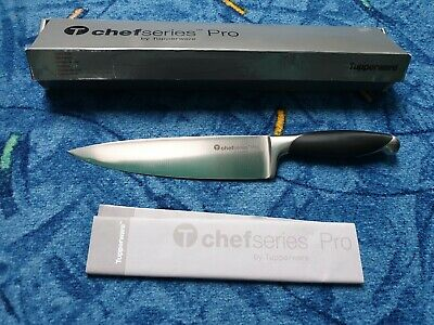 Tupperware Kochmesser Chef Serie pro Messer 20,5cm NEU&OVP