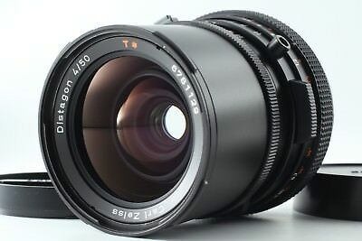 [MINT] HASSELBLAD Carl Zeiss Distagon T* CF 50mm F/4 Lens from JAPAN #2015