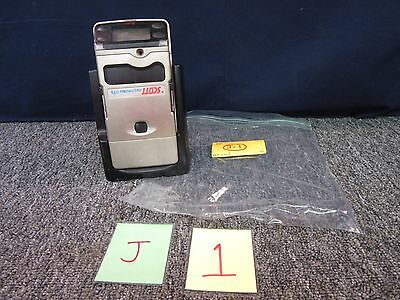 Scott Instruments Scout Gas Tester Charging Station Tool Parts Untested