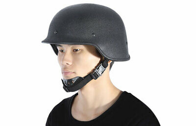 Tactical Military Airsoft Paintball Shooting Protective Security Helmet