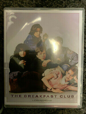 Breakfast Club Criterion Collection Region A Blu Ray Brand New