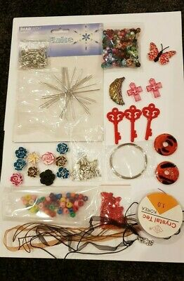 Joblot Of Jewellery Making Items