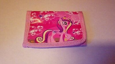 My Little Pony Purse Wallet Girls Kids New Gift Party Money Bag Pink