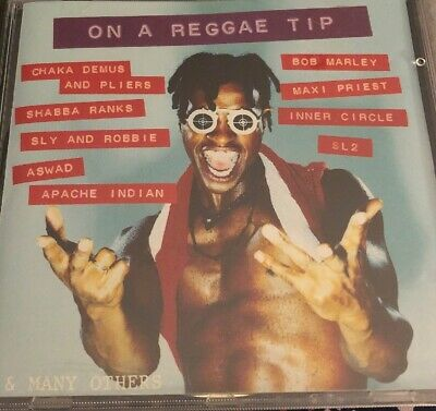 On A Reggae Tip -  CD N2VG The Cheap Fast Free Post The Cheap Fast Free Post