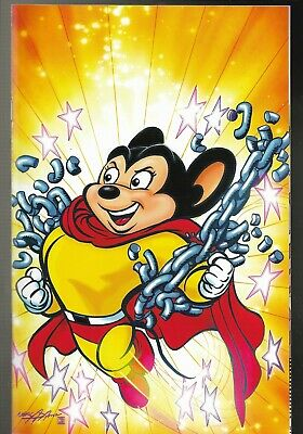 Mighty Mouse #1 Neal Adams Virgin 1:20 Variant