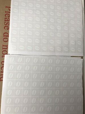 150 McDonalds Coffee Hot Drinks Vouchers Stickers (25 cups) Expiry 31/12/19
