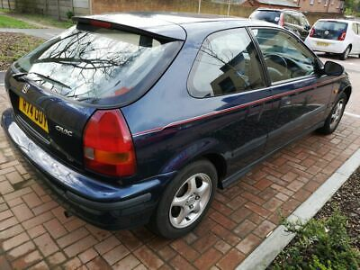 Honda Civic 1.4 Auto 1998