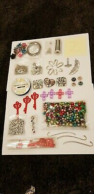 Joblot of Jewellery Making Items 2. Crafting, Beading, Making Jewellery