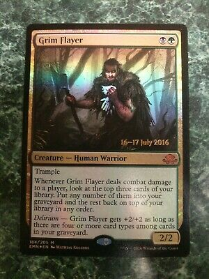 Grim Flayer MTG ELDRITCH MOON foil