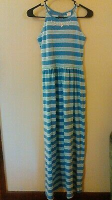 NWT Gymboree Striped Maxi Dress Girls Spring Vacation 5//6,7//8,10//12,14