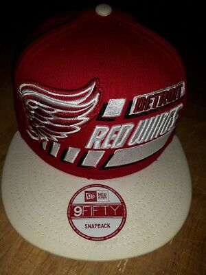 check out 54765 2a90b New Era Detroit Red Wings 9Fifty Hat