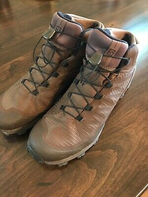 3a1f337d1621 NEW Salomon Forces Speed Assault mid shoes tactical boots Spec OPS SEALs  DEVGRU