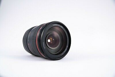 Canon EF 24-105mm f/4L IS USM Lens - Excellent Condition