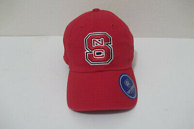 reputable site 92f6c 8c7ea New Top Of The World North Carolina State Wolfpack Adjustable Solid Crew Hat  Cap