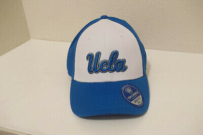 competitive price 5d167 9bd31 New Ncaa Top Of The World Ucla Bruins Stretch Memory One-Fit M l