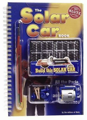 The Solar Car Book by Klutz Press Staff (1948, Mixed Media / Book, Other)