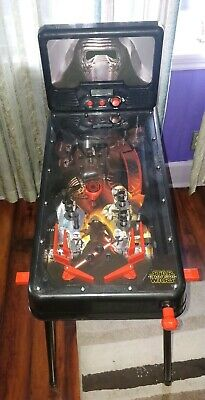 Star Wars Pinball Machine >> Star Wars Pinball Machine 2009 Mmtl 224 99 Picclick
