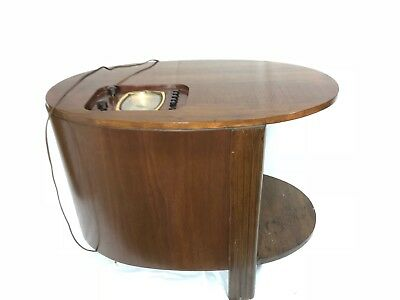 Philco 39-7CS Chairside Radio