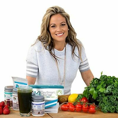 14 Day Smart Cleanse, Detox And Weight Loss Kit