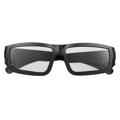 4x Passive 3D Glasses for RealD Film Cinemas Polarized TV Philips Panasonic A2H7