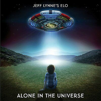 Jeff Lynne's Elo - Alone In The Universe - New Deluxe Cd Album