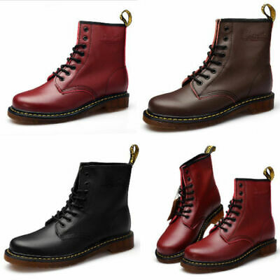Dr Martens Doc Boot Boats Boot Smooth 1460z Leather Boots 36-45-