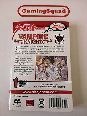 Vampire Knight Vol 1-19 Manga Book, Supplied by Gaming Squad