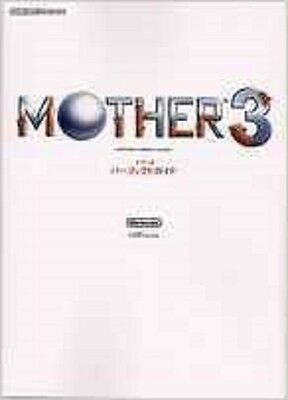 Mother 3 EarthBound Perfect Guide nintendo book