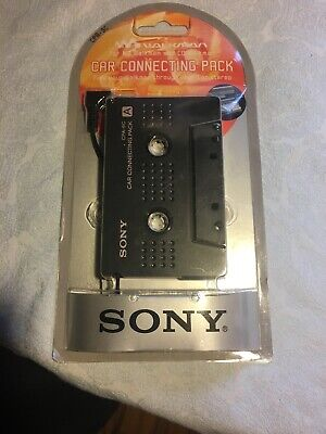 Sony Walkman Car Connecting Pack for MD and CD Walkman CPA-9C