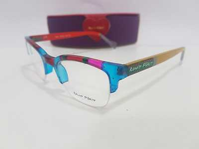 abe650f1dd73 Brand New Authentic RONIT FURST RF 1558 Hand painted Eyeglasses eyewear  Frame