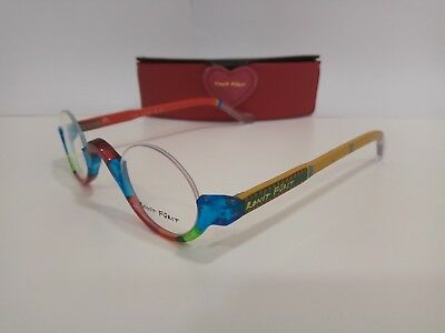 a9abe4491639 Brand New Authentic RONIT FURST RF 2149 Hand painted Eyeglasses eyewear  Frame