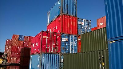 Used 20' Shipping Containers For Sale From £1300  (£1560 inc vat)