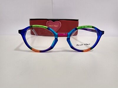 275de74c33c2 Brand New Authentic RONIT FURST RF 2702 Hand painted Eyeglasses eyewear  Frame