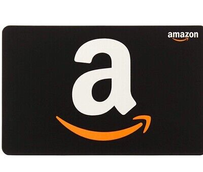 Amazon Gift Card $200 Value. Free Shipping