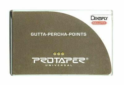Dentsply Protaper Univeral Obturation Gutta Percha Points F2
