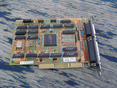 Serial Parallel Port Card