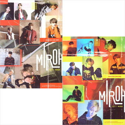 Stray Kids - Mini Album [Clé 1 : MIROH] All Full Package Poster Option SEALED