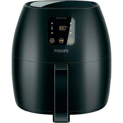 Philips Avance XL 1750W Extra-Large Digital Airfryer Multi-Cooker - Black