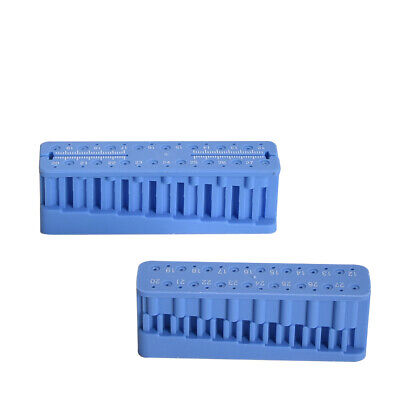 1PC Dental Endo Measuring Block Tools Accessory Files Holder Ruler Autoclavable