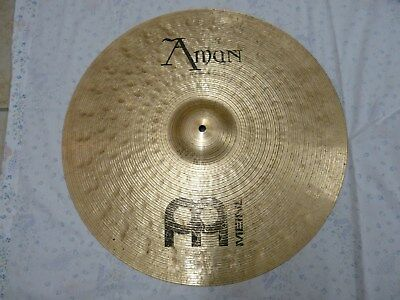 "Cymbale Meinl Amun Powerfull 22"" ride"