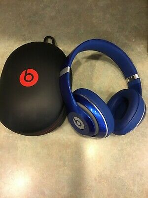 aec6305f11b Beats by Dr. Dre Studio 2.0 Wired Over-Ear Headphone Model B0500 Blue