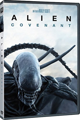 Fassbender,Waterston,Crudup...-Alien: Covenant DVD NEUF