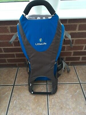 Little Life Ranger Baby / Child Backpack Carrier VGC