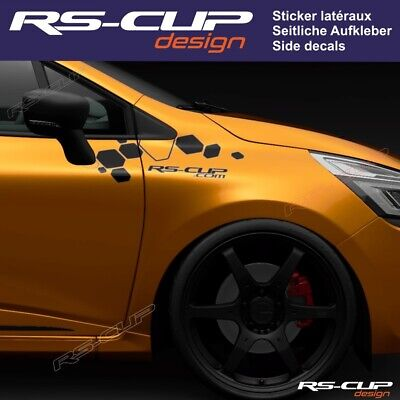 1401 Autocollant RS-CUP Renault Megane Clio Twingo RS sticker decal aufkleber