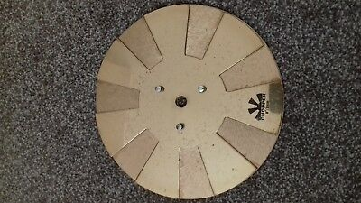 Sabian Chopper FX Splash/Stak Cymbal for pro dw stand pedal mount kit snare efx